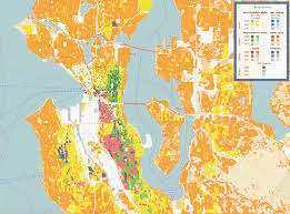 Seattle Demographics Map by Diversity In The Us Mapped World Economic Forum
