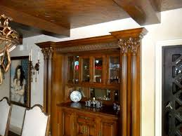 Dining Room Armoire Updated Dining Room With A  Armoire Redo - Dining room armoire
