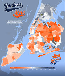 Zip Code Map Brooklyn by Map See Where Mets And Yankees Fans Live In The City Willets