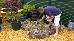 Rock Garden Plants Uk by Trying To Grow Moss In A Rock Garden Youtube