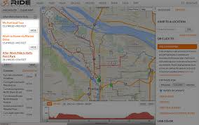 Mapping A Route by Advanced Route Planning And Editing Ride With Gps Help
