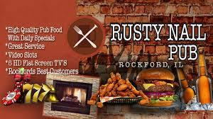 rockford rusty nail home facebook