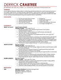 Carterusaus Splendid Business Executive Resume Example Of
