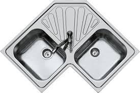 Foster Corner  Bowl Sink  Vitel Malta - Foster kitchen sinks
