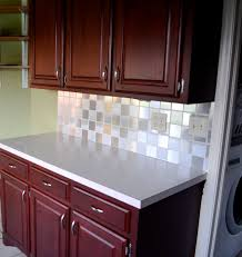 Cheap Backsplashes For Kitchens 5 Diy Stainless Steel Kitchen Makeovers On The Cheap Do It