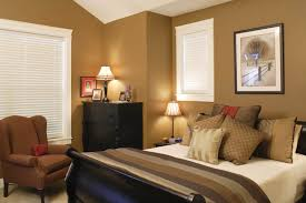 which paint color goes with brown furniture white and camel