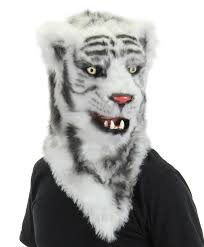 morphsuit spirit halloween white tiger mask the best tiger 2017