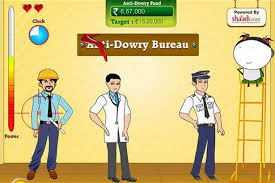 Angry Brides  Indian dating site launches anti dowry Facebook game