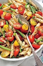 Pasta Salad Ingredients 5 Ingredient Cold Pasta Salad Recipes Southern Living