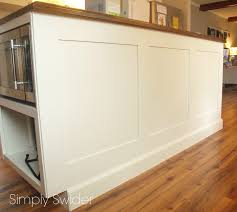 Molding On Kitchen Cabinets Diy Soffits With Crown Molding And Board And Batten Cover Panels
