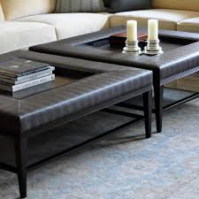 Large Storage Ottoman Coffee Table by Ottoman Coffee Table Tray U2013 Home Salers