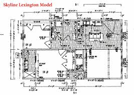 skyline lexington modular or manufactured home