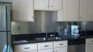 White Tile Kitchen Backsplash Kitchen Blog Article Stainless Steel Tiles For Kitchen Backsplash