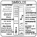 mapas con simbolos