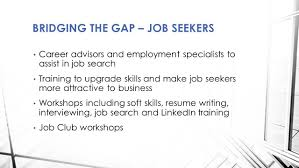 Career Gap In Resume Unemployment The Skills Gap And Services Available Phoenix Labor