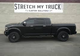 Dodge Ram Cummins Mega Cab - longbed conversions stretch my truck