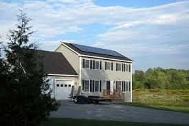 colonial homes in vermont that have gone solar with suncommon
