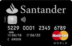 Santander Business Debit Card Compare Credit Cards And Find The Best Credit Card Deals