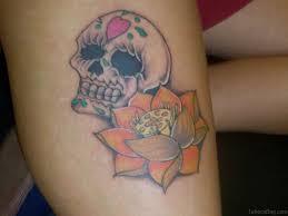 33 beautiful thigh tattoo