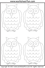 Halloween Printable Activities 96 Best Tracing Worksheets Images On Pinterest Tracing