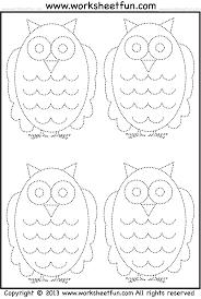 printable halloween worksheets 96 best tracing worksheets images on pinterest tracing