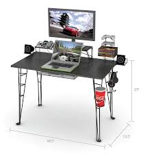 Desk Organization Accessories by Amazon Com Atlantic Gaming Desk Not Machine Specific Kitchen