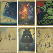 Star Wars Room Decor Australia by Online Buy Wholesale Star Wars Poster From China Star Wars Poster