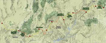 Map Of Utah And Colorado by The Route U2013 Across Utah
