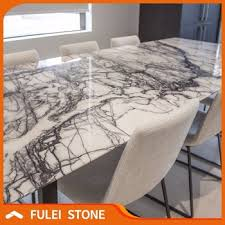 Custom Marble Table Tops by Top Quality Custom Cut Milas Lilac White New York Marble Inlay