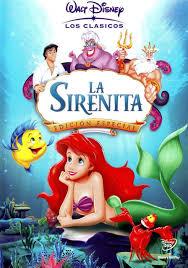 La Sirenita (1989) [Latino]