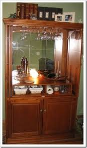 Tv Armoires And Cabinets Foter - Dining room armoire