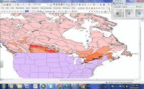 Hamilton Canada Map Arcgis Canada Population Distribution Youtube