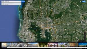 Map Of Clearwater Florida Tampa Florida Map