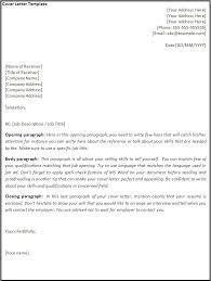 Cover Letter Software Engineer  cover letter resume examples
