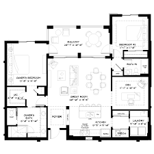 floor plan mackenzie ii new home in the quarry pulte homes