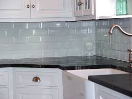 glass tile backsplash pictures brown glass tiles mixed with brown