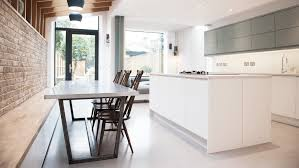 Eat In Kitchen by Kitchen Accessories Contemporary Eat In Kitchen Brick Wall