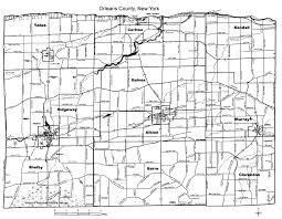 Ny County Map Orleans County Government U003e Government U003e Legislature Members