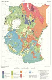 Physical Map Of Africa by The Soil Maps Of Africa Display Maps