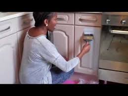 Painting Thermofoil Kitchen Cabinets Painting Thermofoil Kitchen Cabinets The Big Reveal Annie Sloan