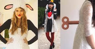 Scary Teen Halloween Costumes Homemade Halloween Ideas 21 Diy Halloween Costumes U0027re