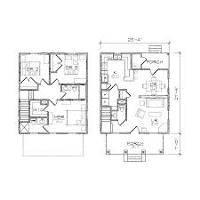 Floor Plan With Roof Plan by Gabled Roof House Plans House Design Plans