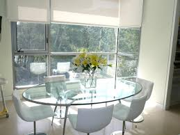 Oval Dining Room Tables Oval Glass Dining Room Table Entrancing Design Ideas Glass Oval