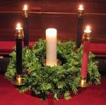 Christmas Advent Wreaths Wallpapers