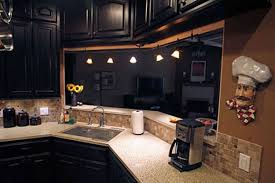 Minimalist Kitchen Cabinets by Fabulous Black Kitchen Cabinets Ideas In Home Decor Concept With