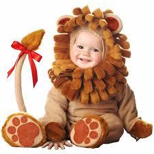 Baby Halloween Costumes Walmart Lil U0027 Lion Elite Collection Infant Halloween Costume Walmart