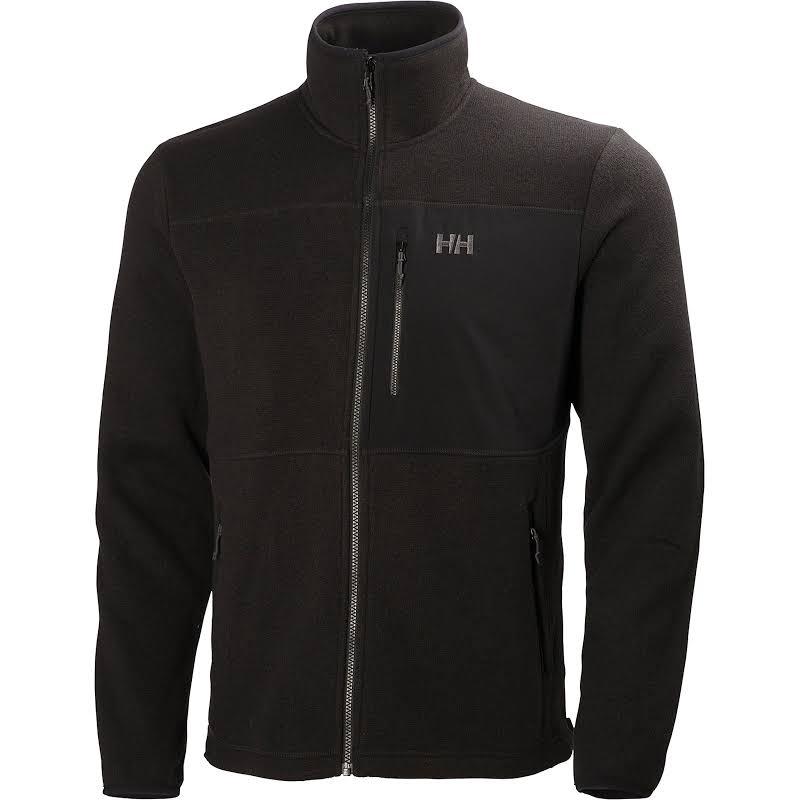 Helly Hansen November Propile Jacket Black Large 51728-990-L