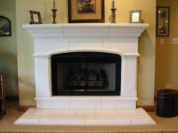 precast concrete fireplace surround