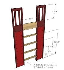 How To Build Loft Bed Ladder Best Loft - Ladder for bunk bed