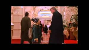 donald trump 2017 cameo home alone 2 real youtube